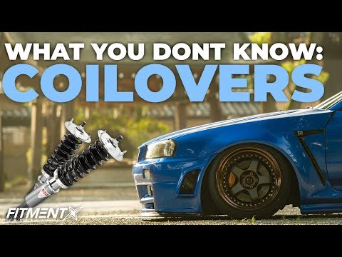 What You Didnt Know About Coilovers