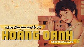 Hoàng Oanh – Buổi Chiều Quê Hương – Thu Âm Trước 1975