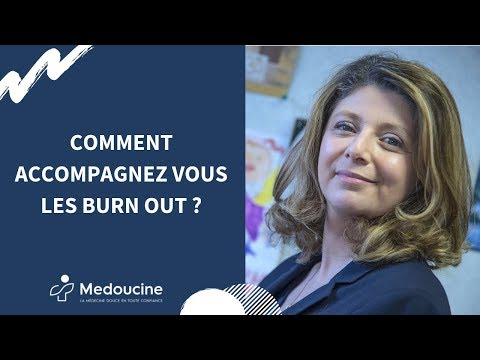 Comment accompagnez vous les burn out ? Ariane Dray - Rambouillet