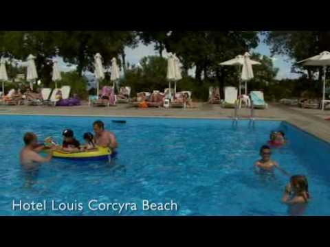 Louis Corcyra Beach Corfu Video Griekenland