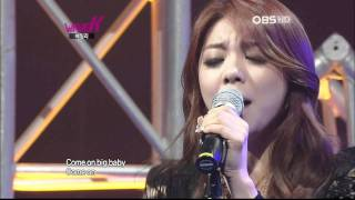 Ailee (에일리) ~ One Night Only 120226