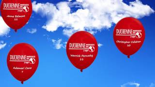 World Duchenne Awareness Day 2016: Balloons and DMD Facts!