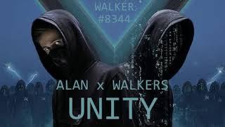 Alan x Walkers - Unity | OFFICIAL STUDIO ACAPELLA HQ | #8344