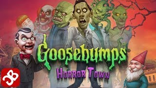 Goosebumps Horror Town Monsters City Builder - iOS/Android Gameplay Video