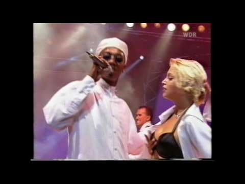 Culture Beat - Crying In The Rain (WDR Summer Party 1996)