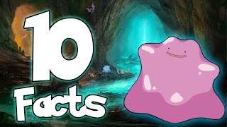 Ditto  - (Pokémon) - 10 Facts About Ditto That You Probably Didn't Know! (10 Facts) | Pokemon Facts