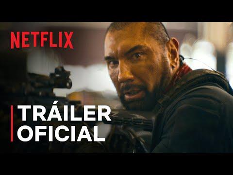 La película de zombis de Zach Snyder para Netflix llega en mayo a los cines