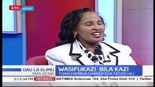 Wasifu kazi bila kazi: Kusoma kwingi ni kukosa ajira?