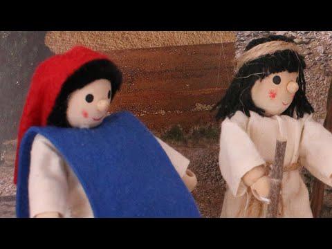 Weihnachten mit Franzi und Fridolin - Kindergottesdienst zu Heiligabend
