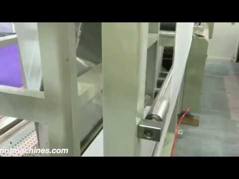 Non Woven Bag Sealing Machine