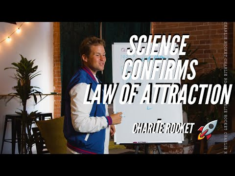 Quantum Physics & Law of Attraction with Charlie Rocket