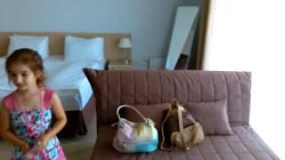 Сочи 2016. Июль. Отдых в Имеретинском отеле. Обзор апартаментов