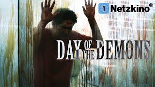 Day of the Demons (HORROR ganzer Film Deutsch, Horrorfilme in voller Länge anschauen, Zombie Filme)