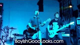 "Boyish Good Looks - ""Occupied"" live"