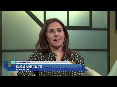 Entrevista a la nieta Claudia Domínguez Castro (Parte 2)