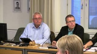 preview picture of video '2014-11-25 Möte med Gymnasie- och Vuxenutbildningsnämnden'
