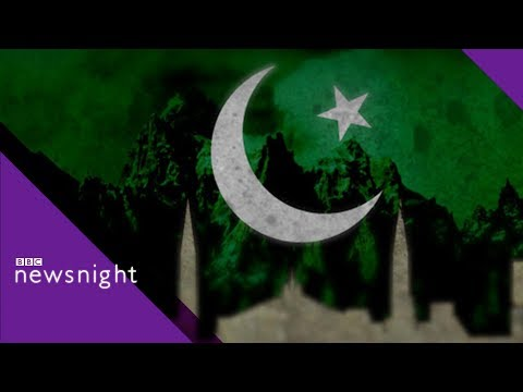 Meet Pakistan's newest political party  – BBC News
