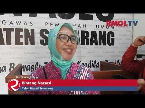 Diduga Melanggar, Bawaslu Panggil Calon Bupati Semarang