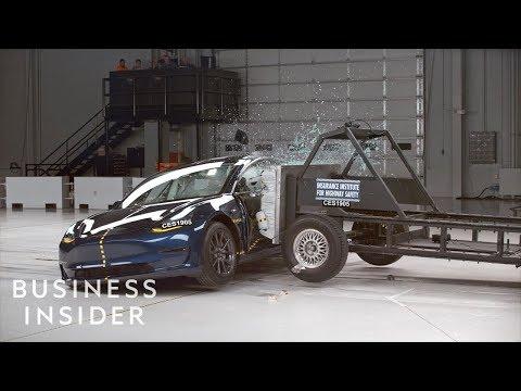 Proč je Tesla Model 3 jedním z nejbezpečnějších automobilů