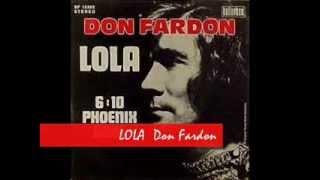 Lola  Don Fardon