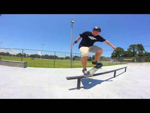 Sebastian skatepark mini