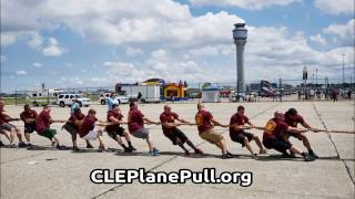 Pull for a purpose Check out the action from last years Plane