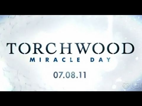 Torchwood: Miracle Day   Official Trailer