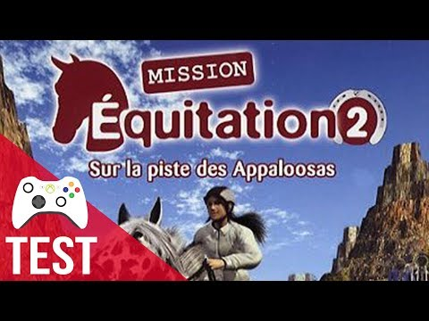 real stories mission equitation wii maroc