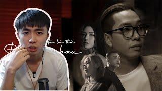 Sinh Ra Đã Là Thứ Đối Lập Nhau - Emcee L (Da LAB) ft. Badbies (Official MV) • Runi Reaction