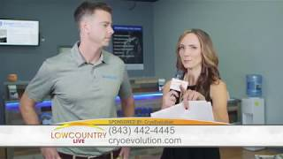 CryoEvolution on Lowcountry Live