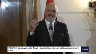 Speciale - Konferencë Kryministri Edi Rama & Abdulla Hoti 03.07.2020