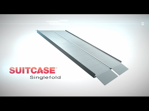 Thumbnail of the Product Overview - SUITCASE® Singlefold | EZ-ACCESS video