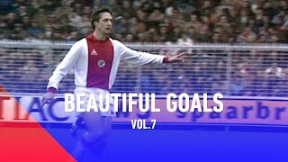 BESTE GOALS IN EREDIVISIE | BEAUTIFUL GOALS VOL #7