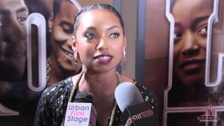 "The Urban Film Stage - Celebrities discuss their upcoming projects at ""Brotherly Love"" premiere"