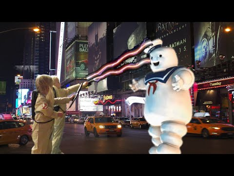 Ghostbusters Theme Song Music Video For Kids By Kids