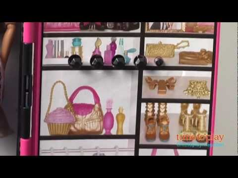 Barbie Fashionistas Ultimate Closet from Mattel