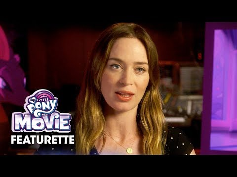 My Little Pony: The Movie (Featurette 'Cast')