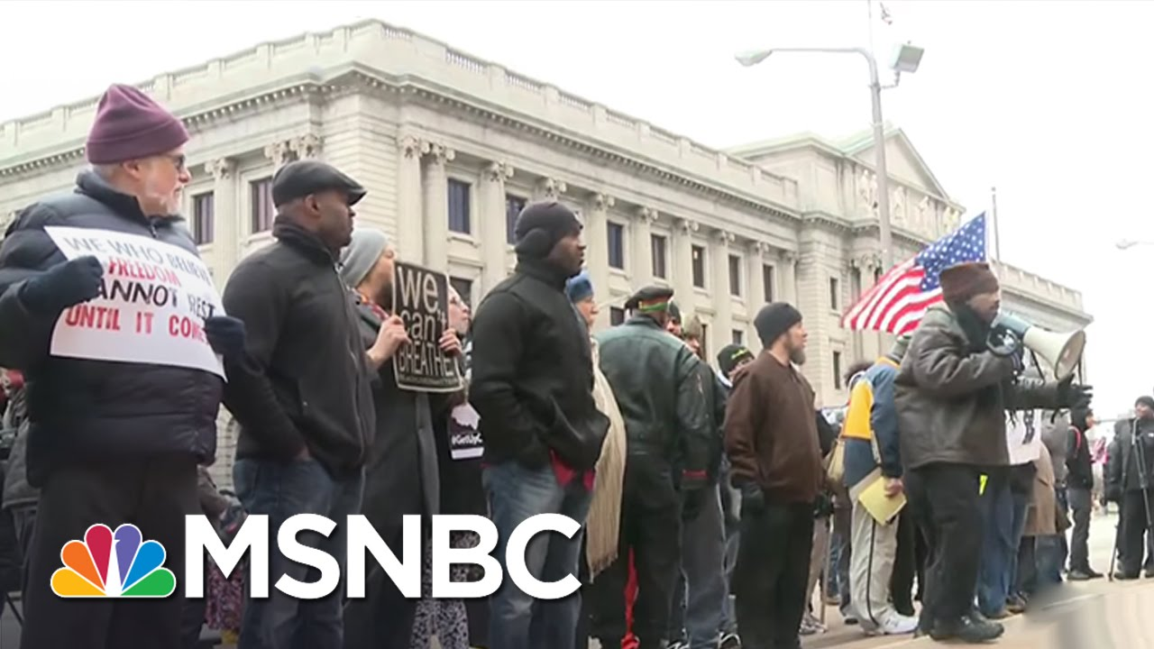 The Power Of Black Lives Matter In 2015 | All In | MSNBC thumbnail