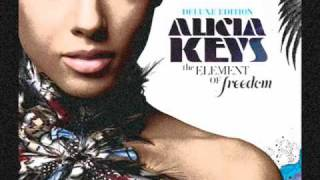 That's How Strong My Love Is - Alicia Keys - The Element Of Freedem - [HQ]