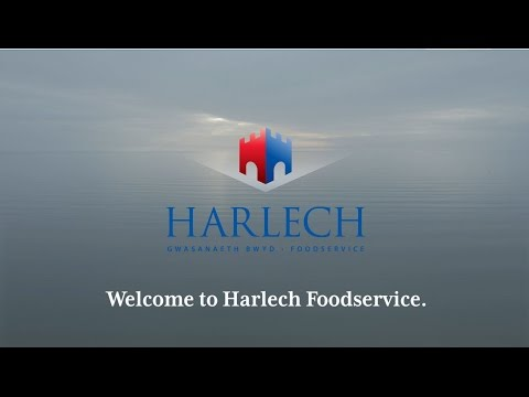 Harlech Foodservice - An introduction