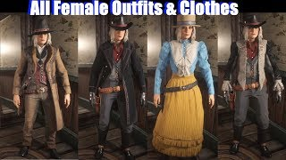 rdr2 online character creation outfits - 免费在线视频最佳