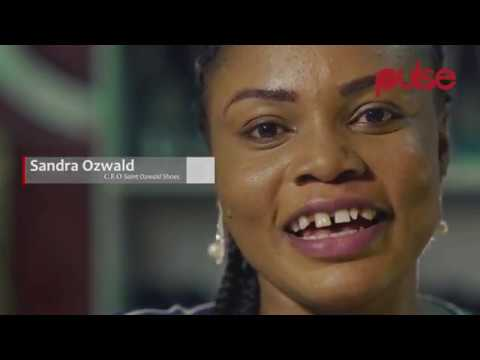 Pulse Video: Meet the Ghanaian lady taking made-in-Ghana shoes to a whole new level