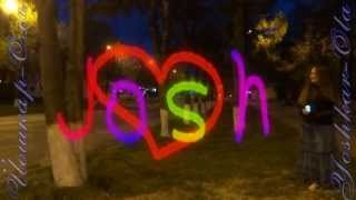 To Josh Groban From Russian & Kazakh Fans With Love