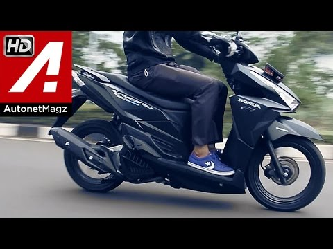 Review & test ride Honda Vario 150 Indonesia