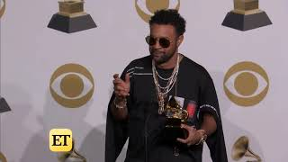 GRAMMYs 2019: Shaggy Full Backstage Interview