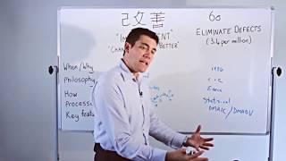 Process Improvement: Six Sigma & Kaizen Methodologies