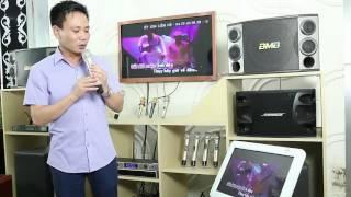 Micro Hát Karaoke Hay Nhất Tại Showroom VinaKTV