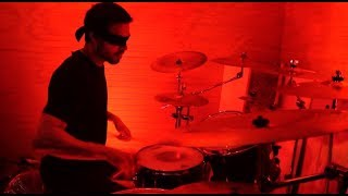 666 voices inside (Dark funeral) drum cover