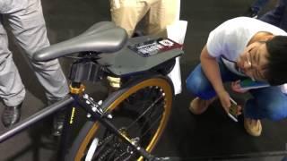 Bisikletinizi Elektrikli Bisiklete Çevirin! (CES Asia 2016)