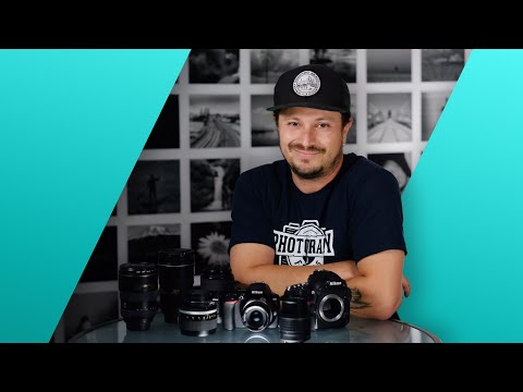 Nikon DSLR Photography Course: Getting Started with Your Nikon ...